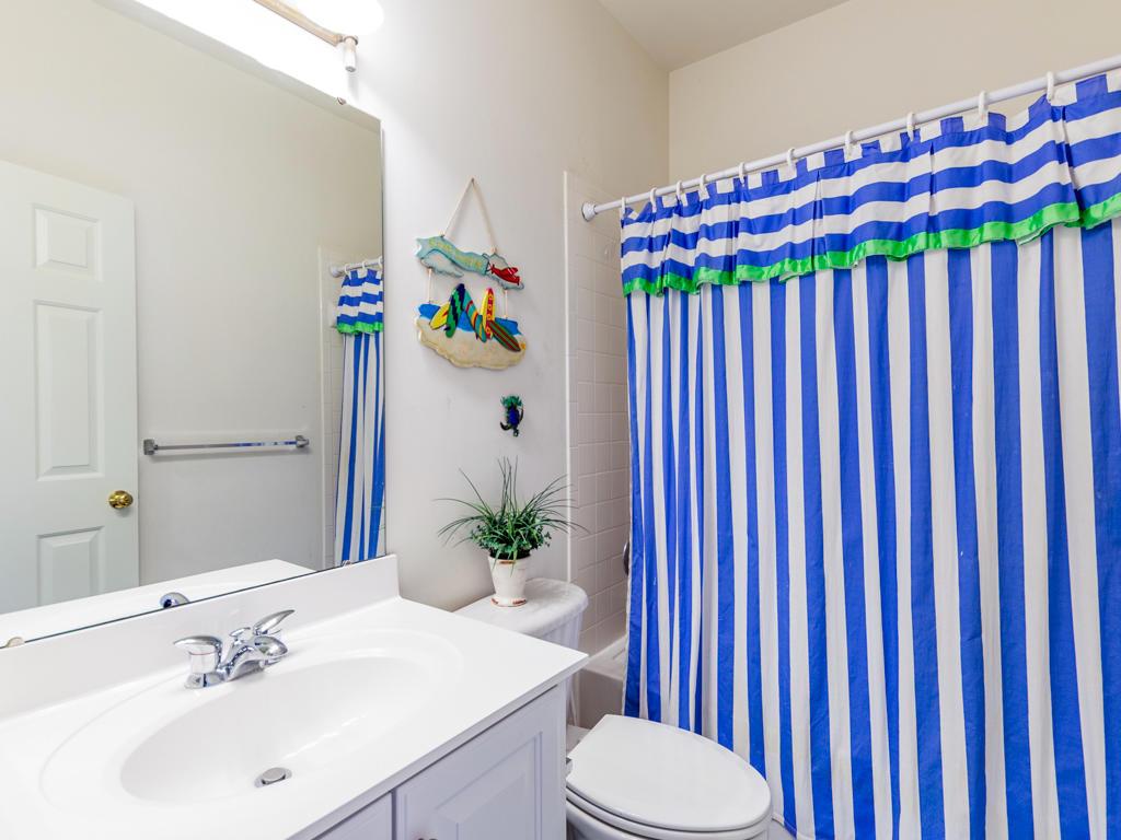 Sunset Island, 22 Island Edge Drive - Second Bathroom