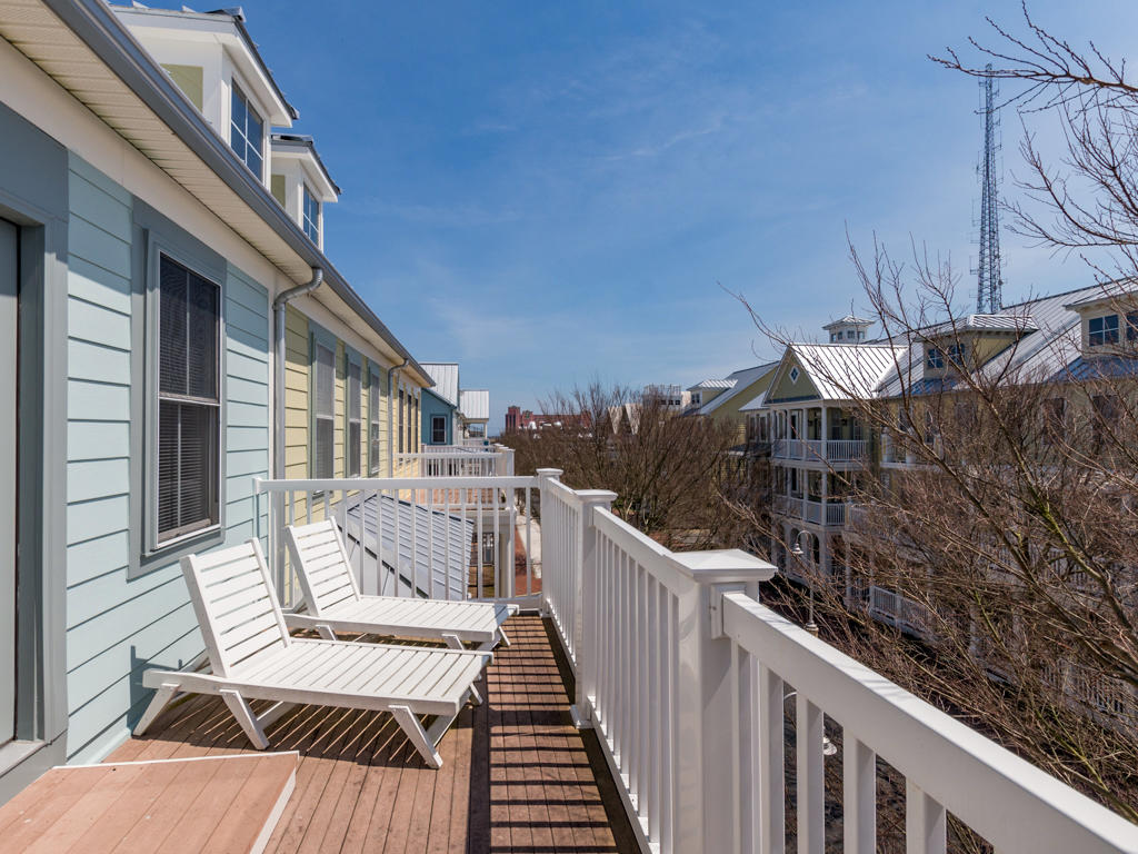 Sunset Island, 22 Island Edge Drive - balcony