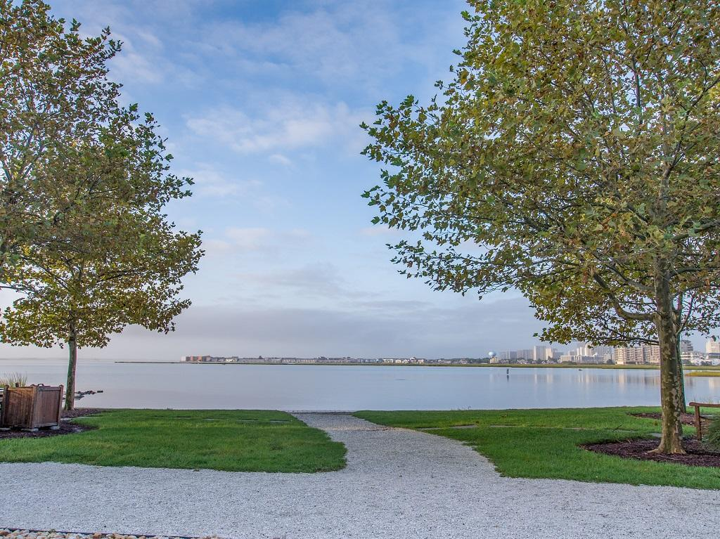 Sunset Island - Walkig Path