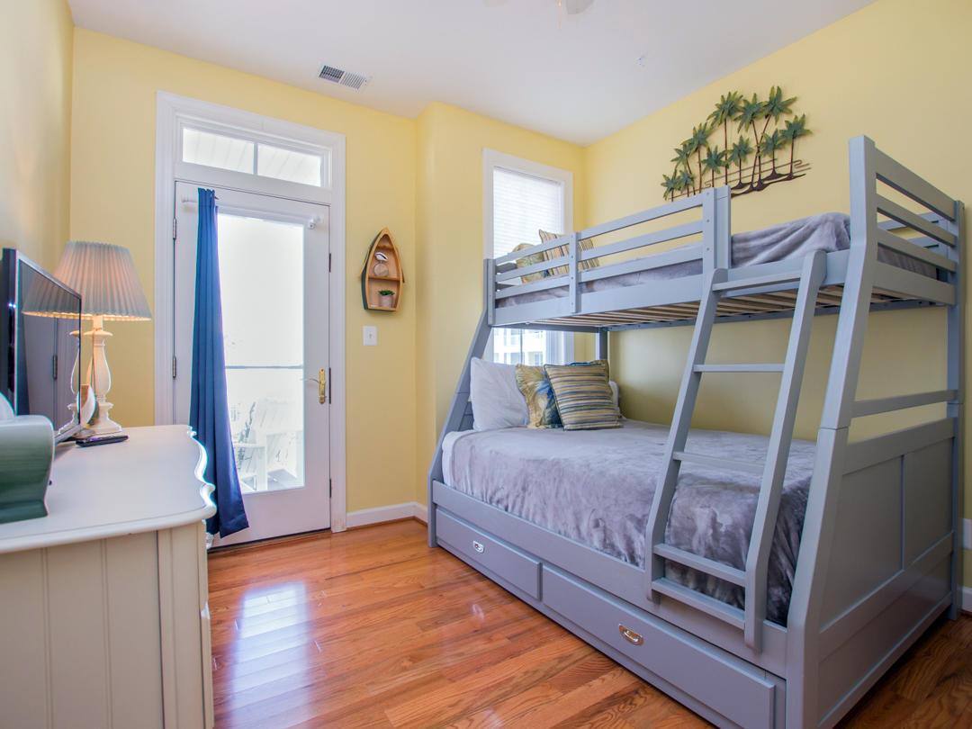 Sunset Island, 21 Sunset Island Drive - Third Bedroom