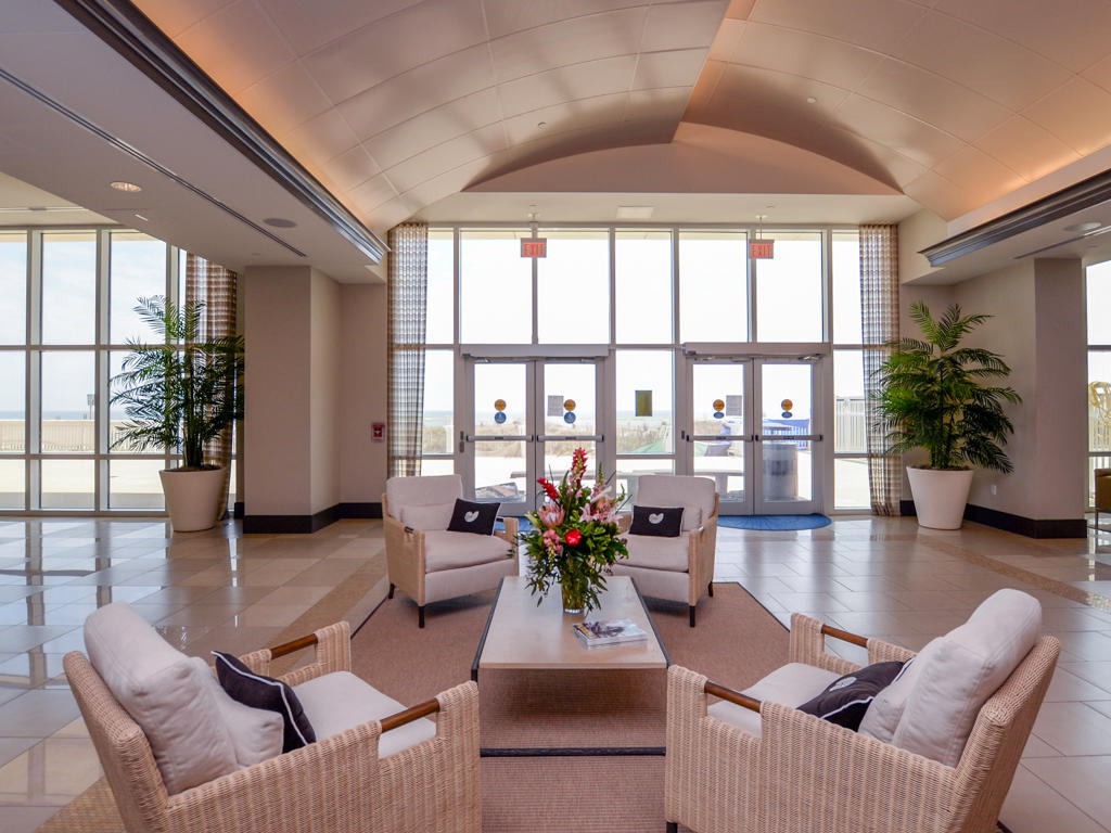 Gateway Grand Lobby Area