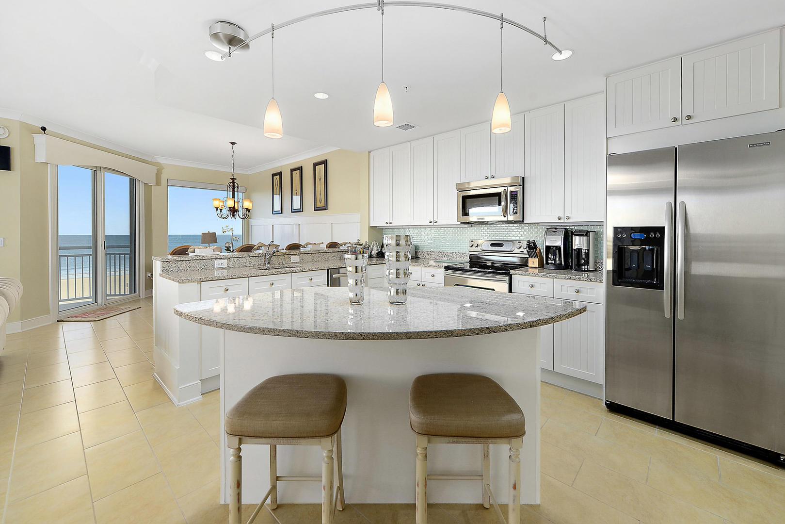 Gateway Grand 213 - Modern Kitchen