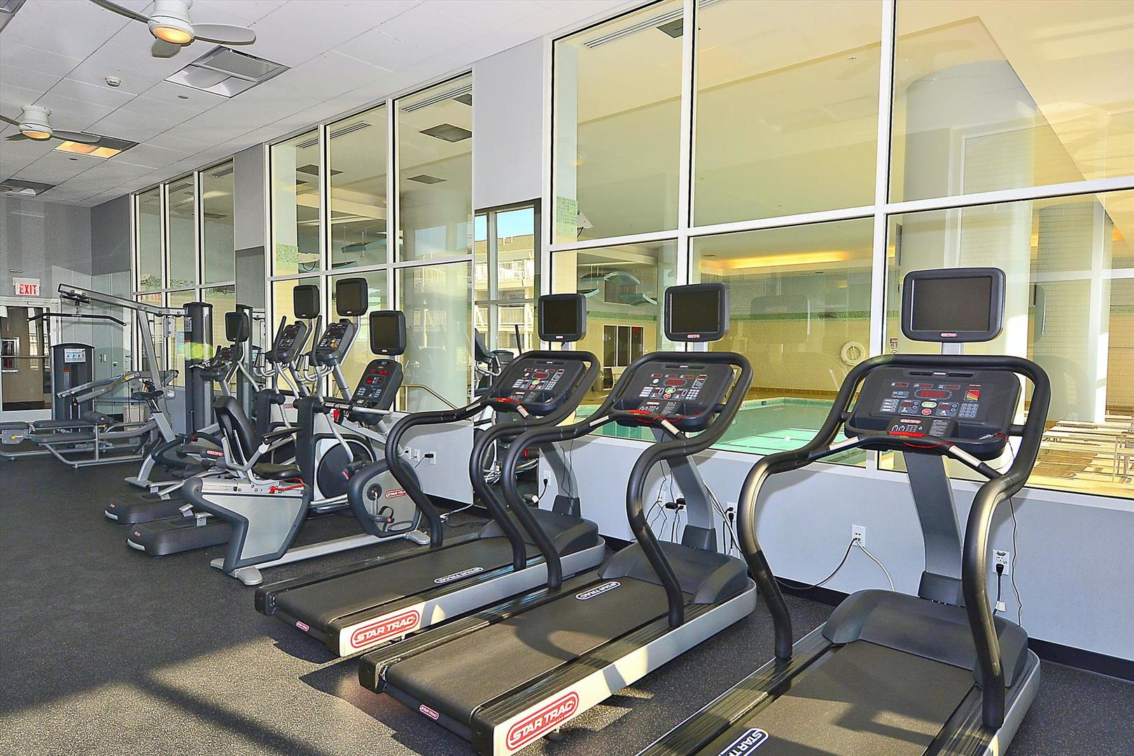 Gateway Grand - Fitness Center