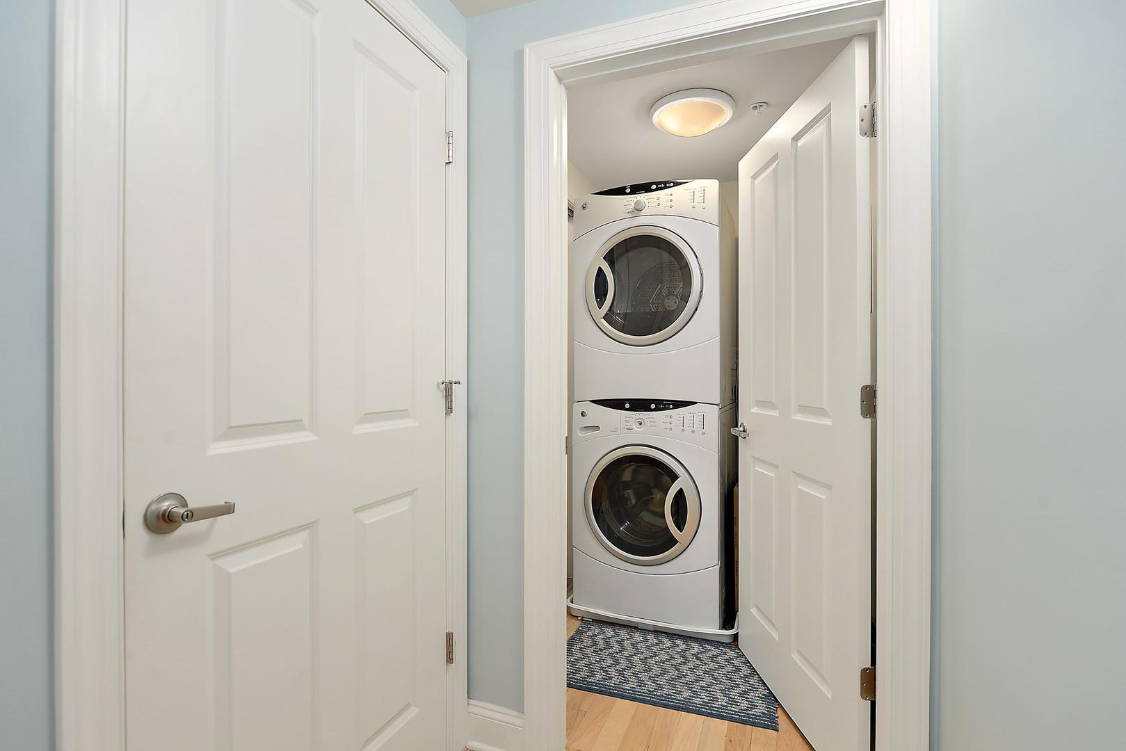 Rivendell 710 - Laundry Area