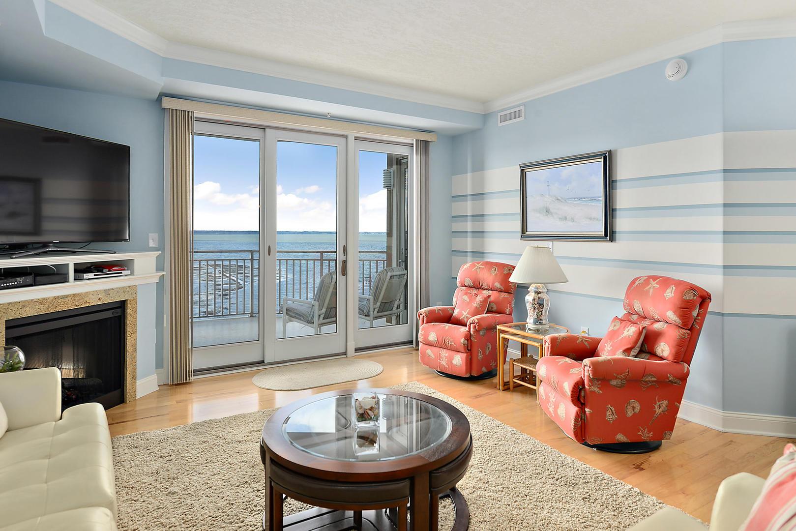 Rivendell 710 - Living Room