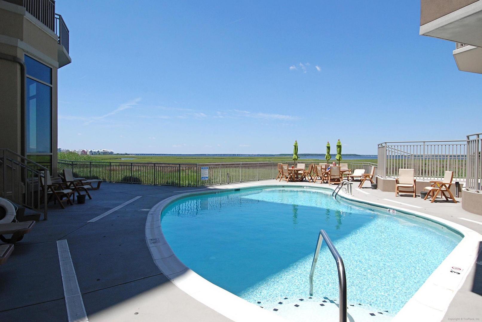 Rivendell - Outdoor Pool (open seasonally)