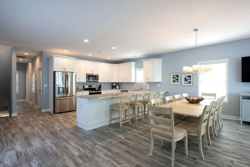 Southwinds - Kitchen and Dining Area