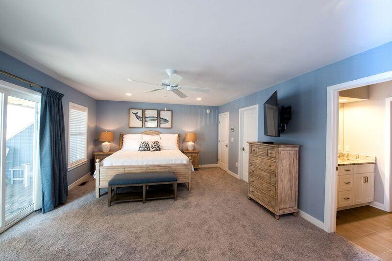Southwinds - Master Bedroom