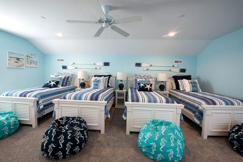 Southwinds - Fourth Bedroom