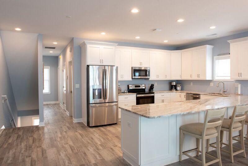Southwinds - Kitchen Area