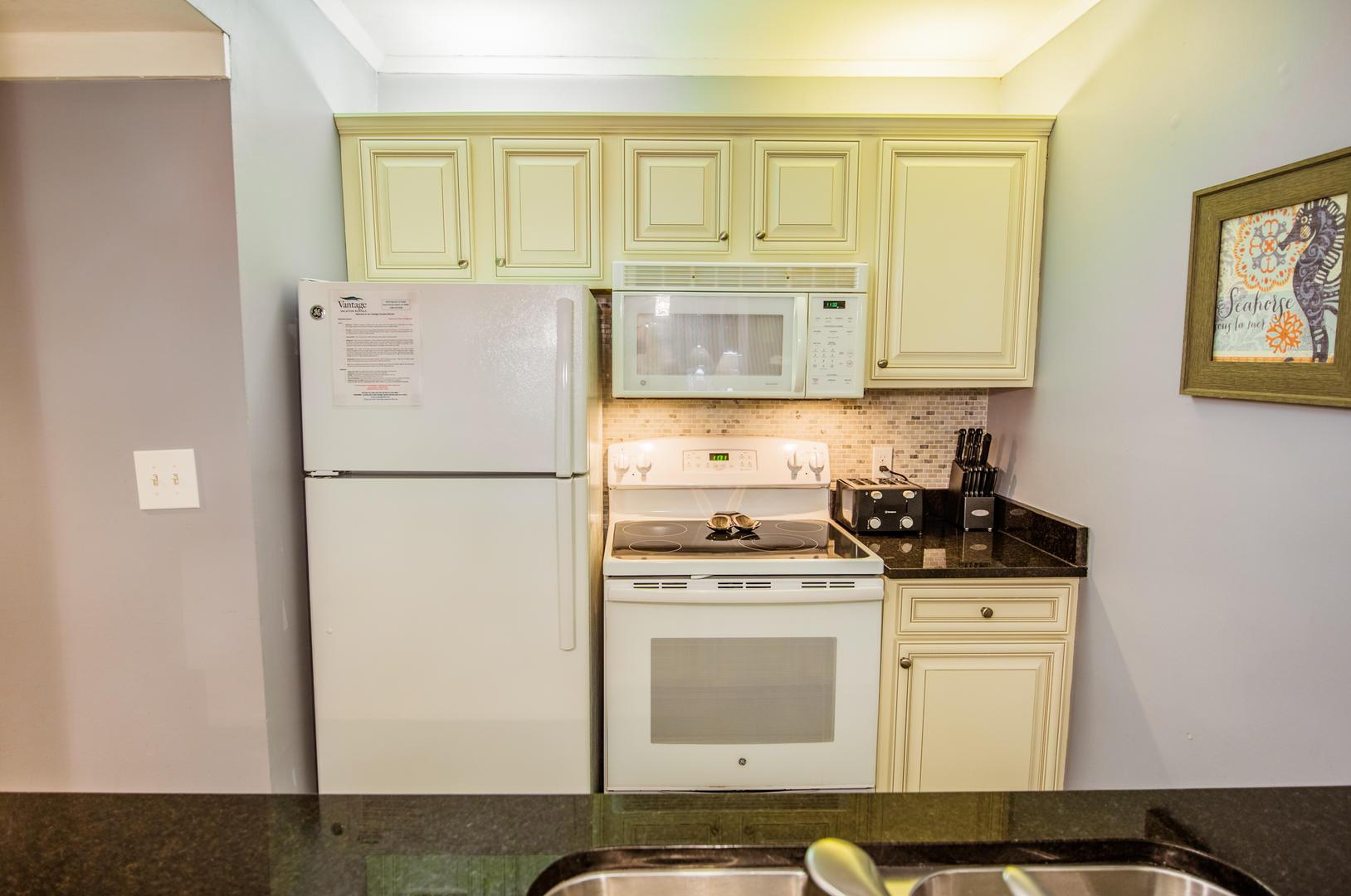 Ocean Creek L2225 - Kitchen
