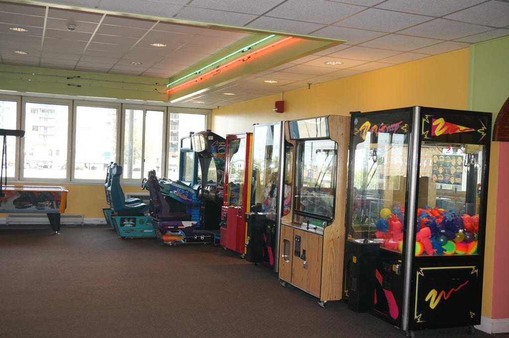 Quay Game Room