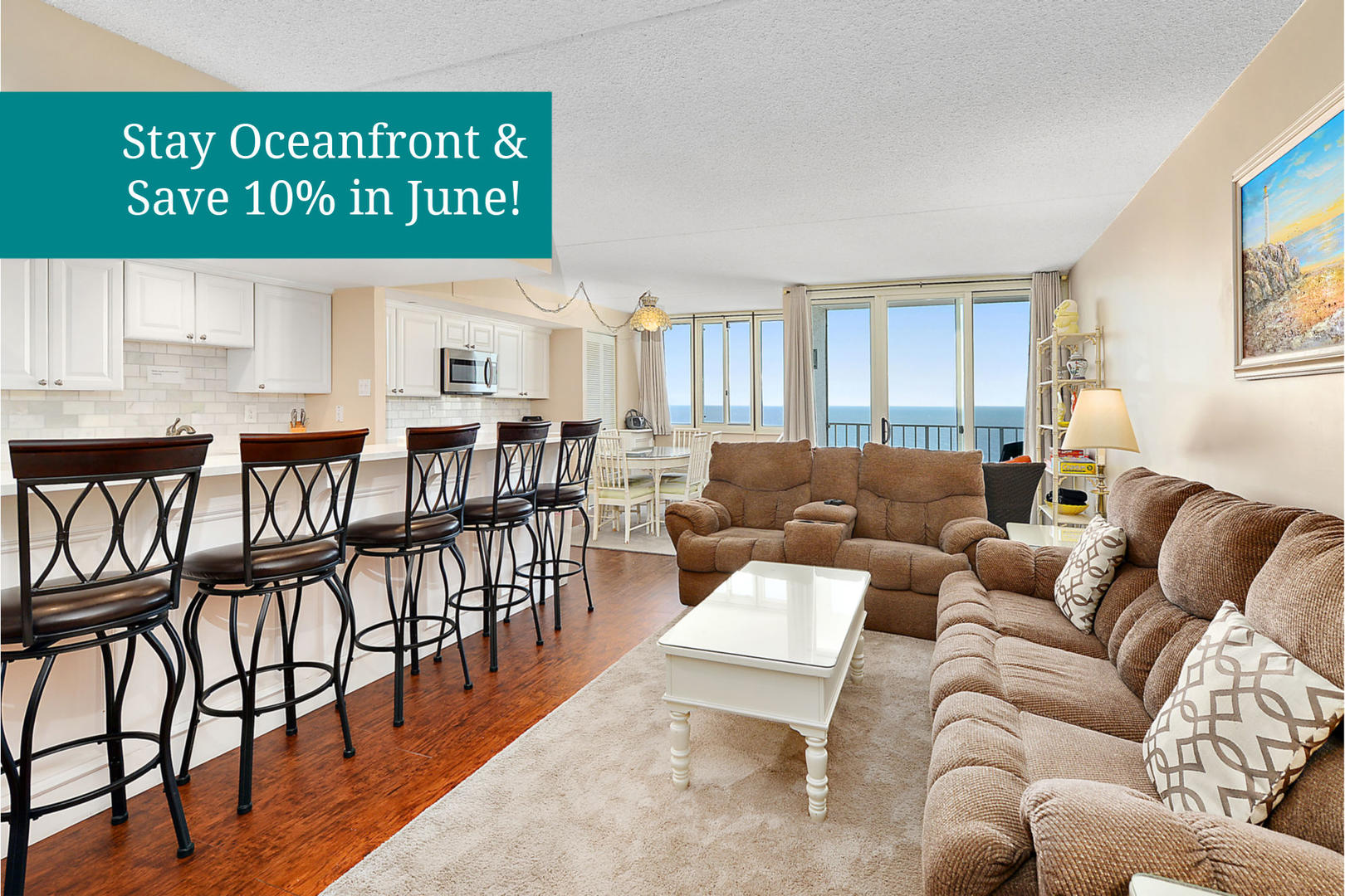 Rates Reduced in June!