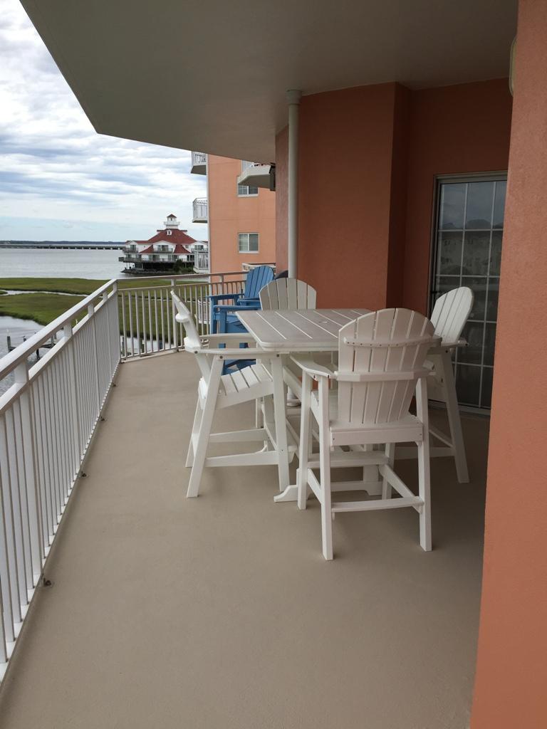 Sunset Bay, I 301 - Balcony