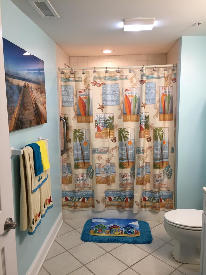 Sunset Bay, I 301 - Second Bathroom