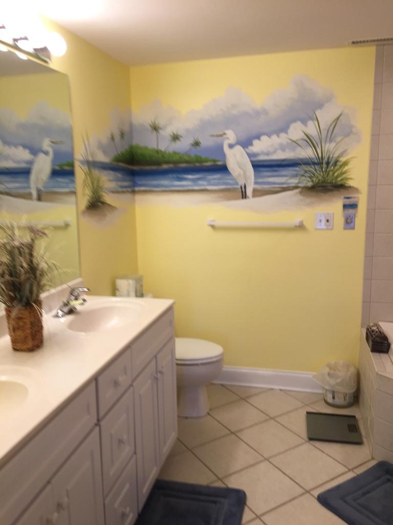 Sunset Bay, I 301 - Master Bathroom