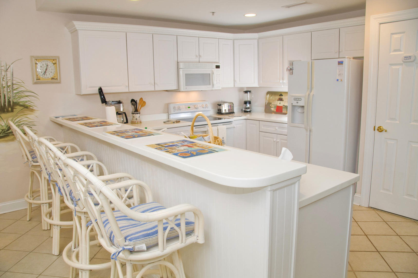Sunset Bay I 301 - Kitchen