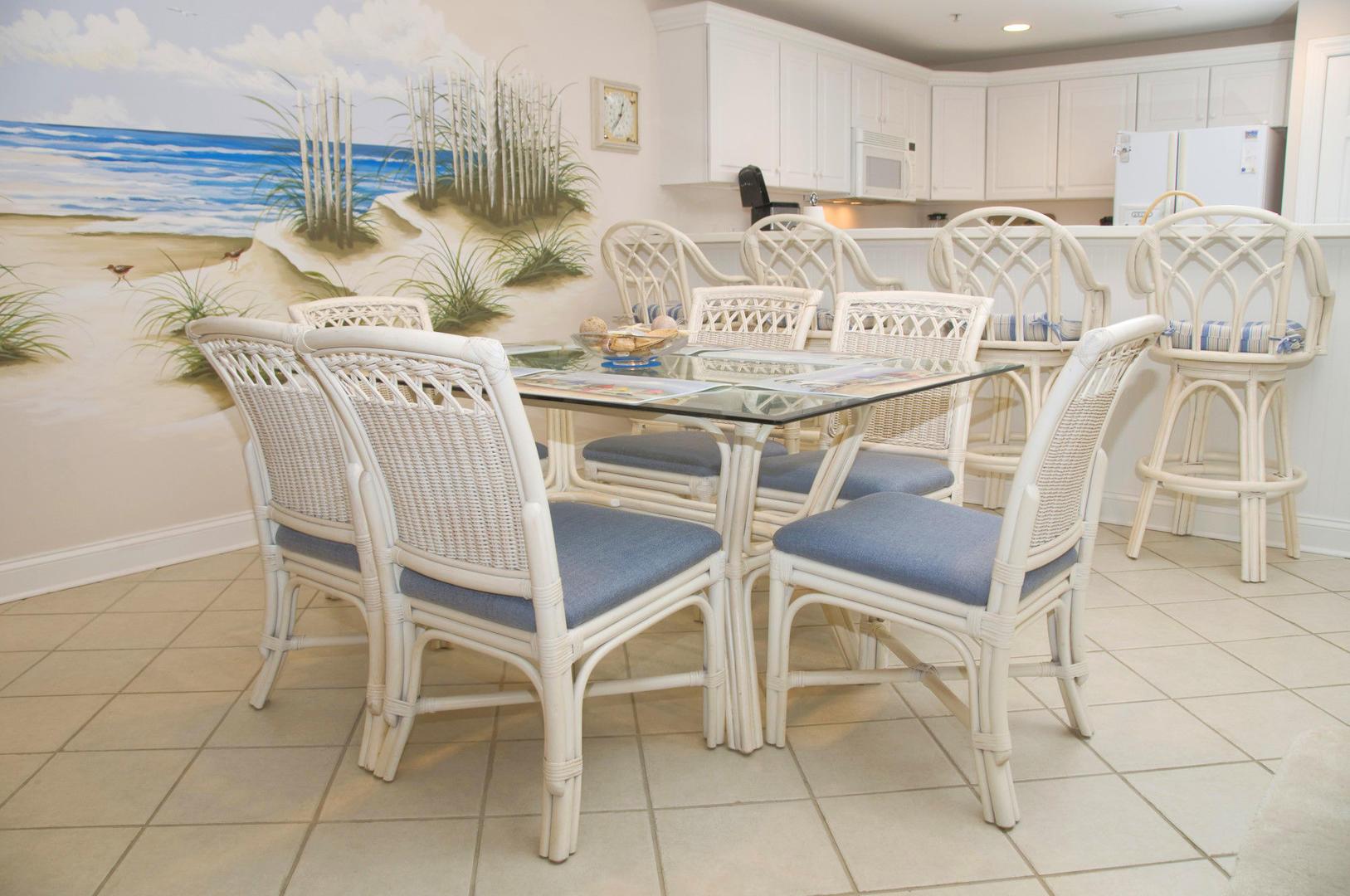 Sunset Bay I 301 - Dining Area