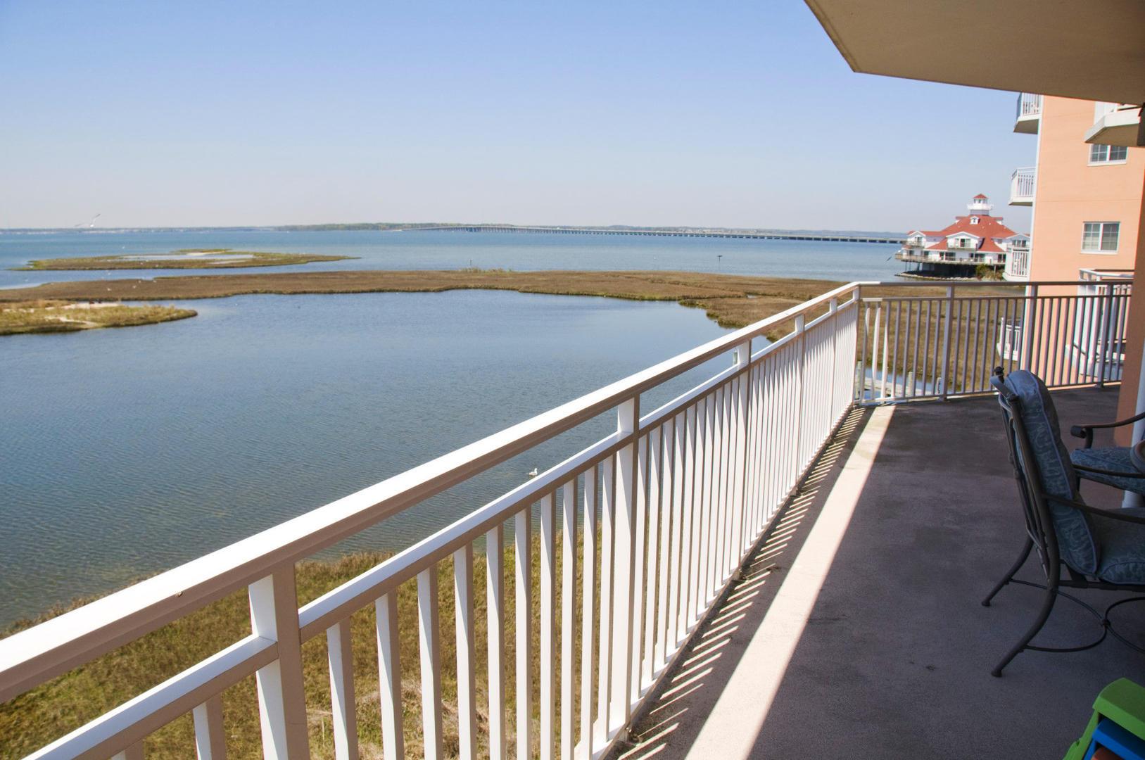 Sunset Bay I 301 - Bayfront Balcony