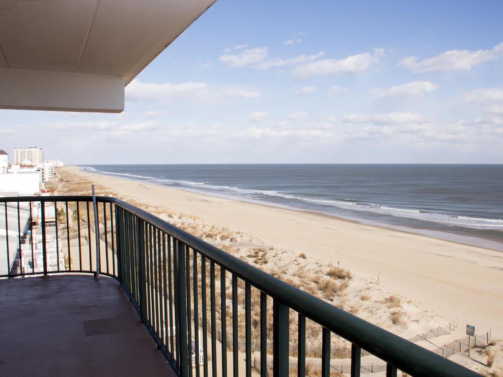 Summer Beach, 603 - Balcony Area