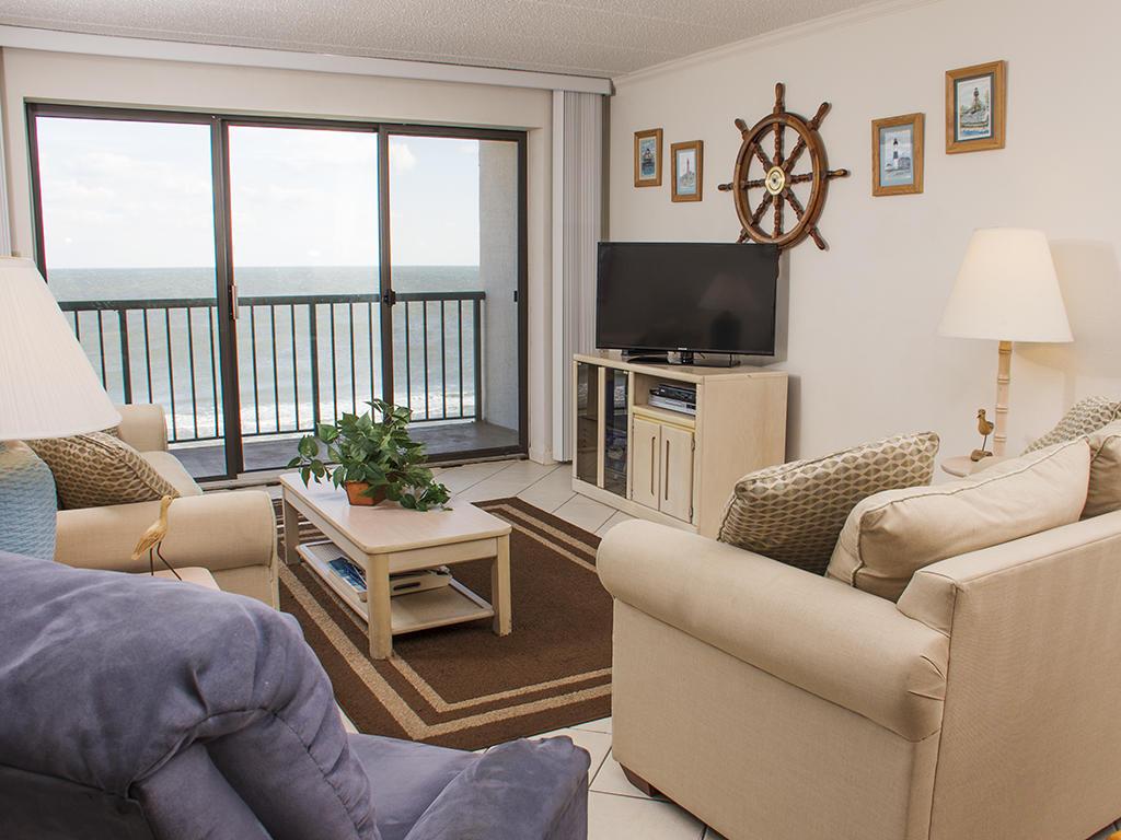 Summer Beach, 603 - Living Room