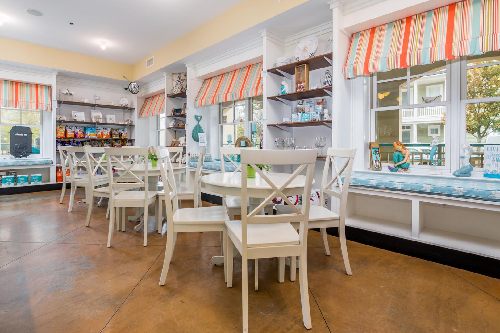 Sunset Island Corner Store (open seasonally)