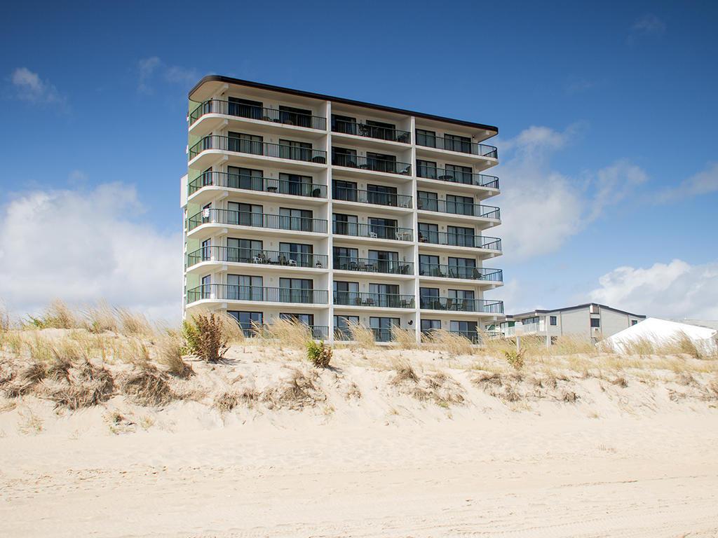 Summer Beach Exterior