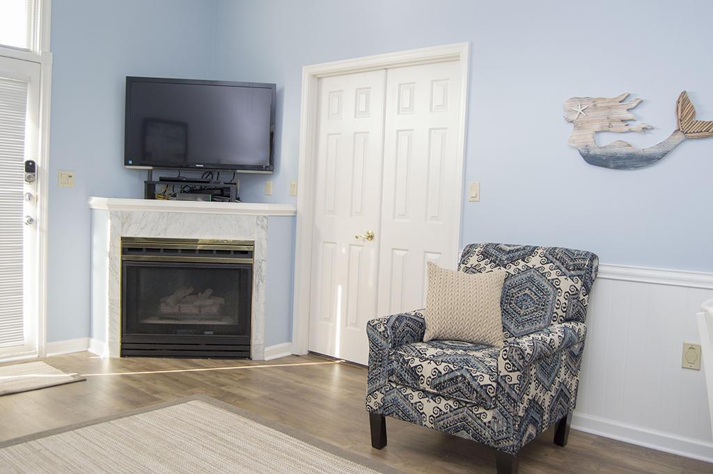 Harbour Club 5E - Living Room