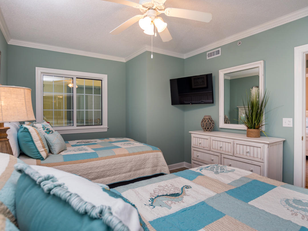 Oceans Pointe, 202 - Second Bedroom