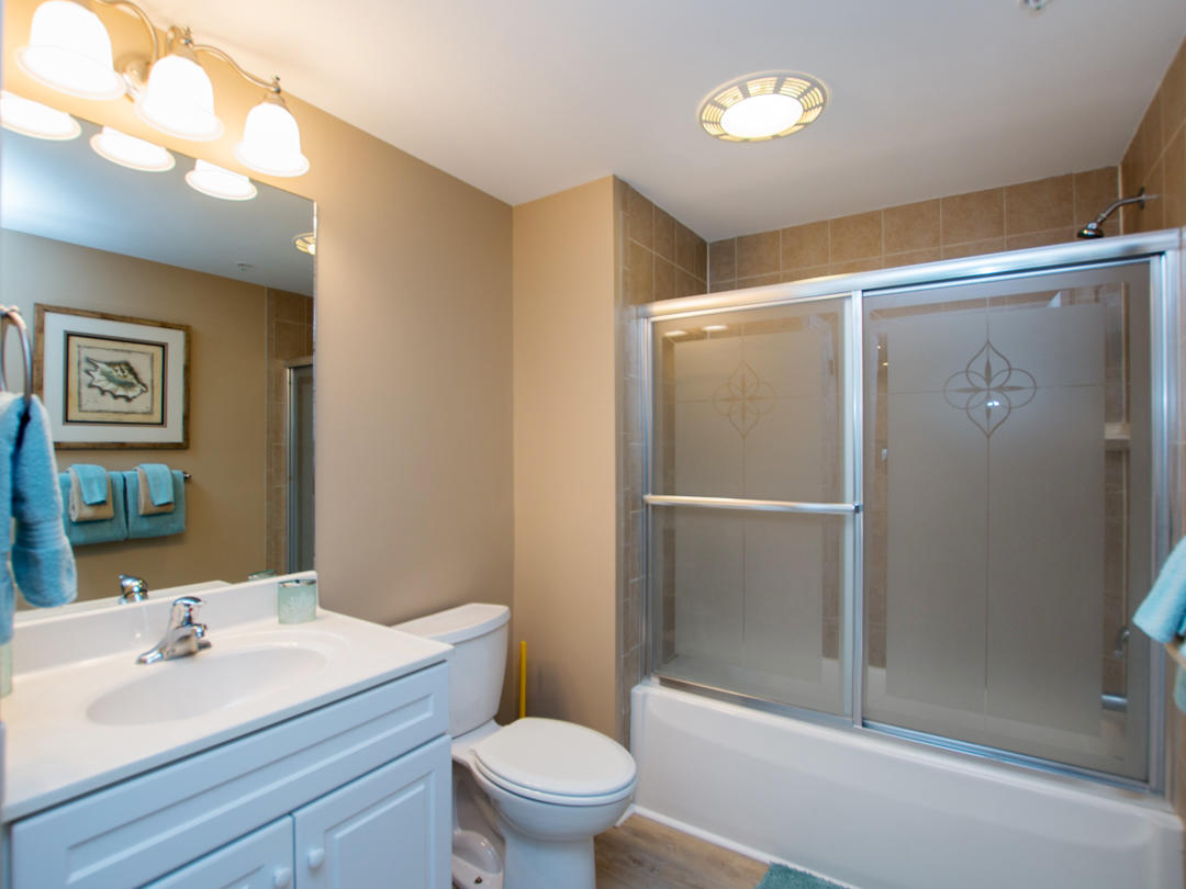 Oceans Pointe, 202 - Second Bathroom