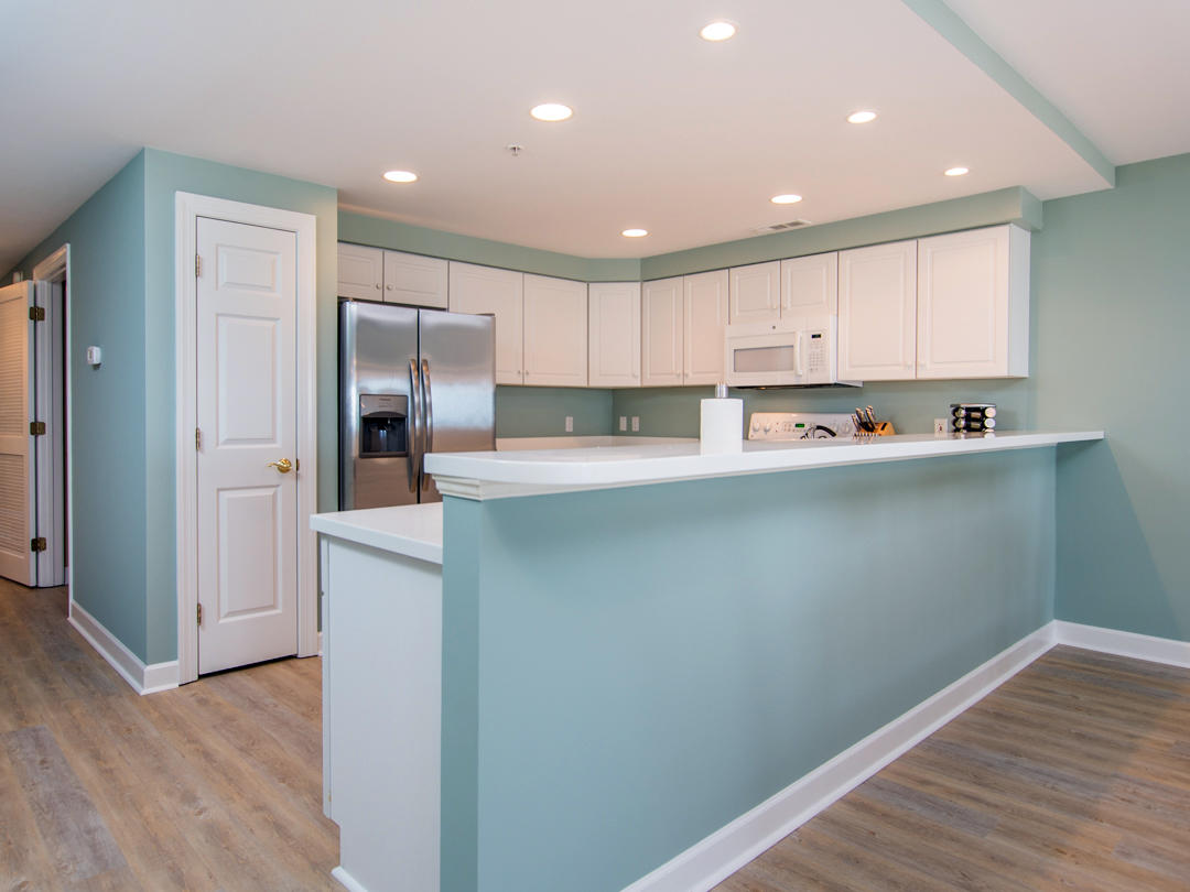 Oceans Pointe, 202 - Kitchen Area