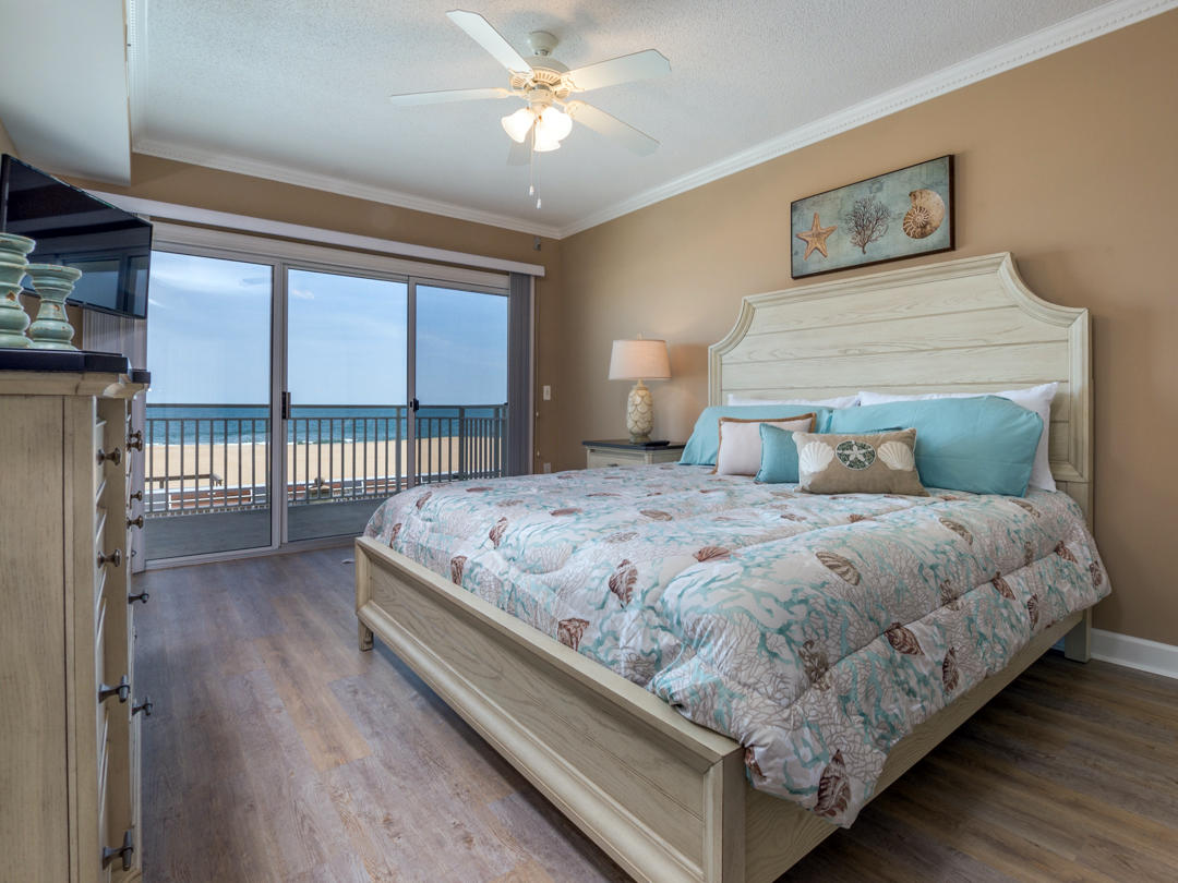 Oceans Pointe, 202 - Master Bedroom