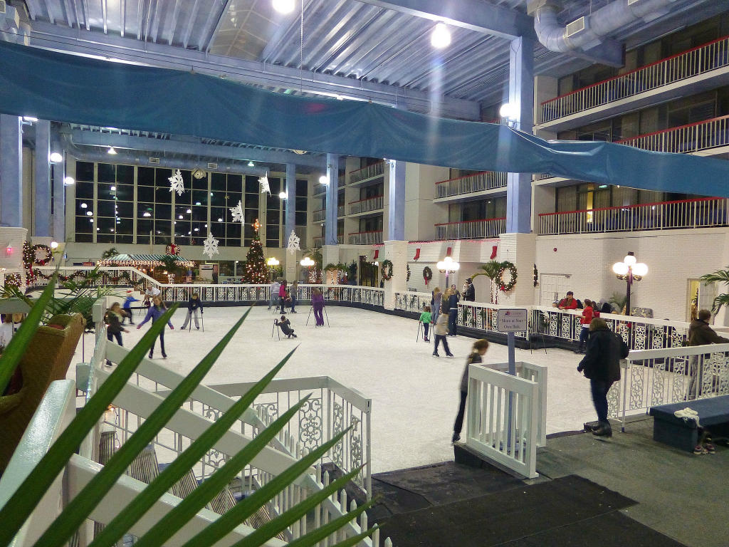 Carousel Ice Rink