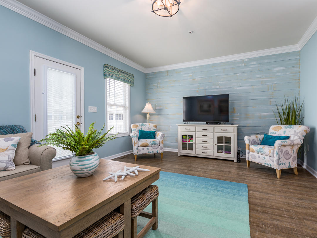Sunset Island, 18 Beach Walk Lane - Living Room