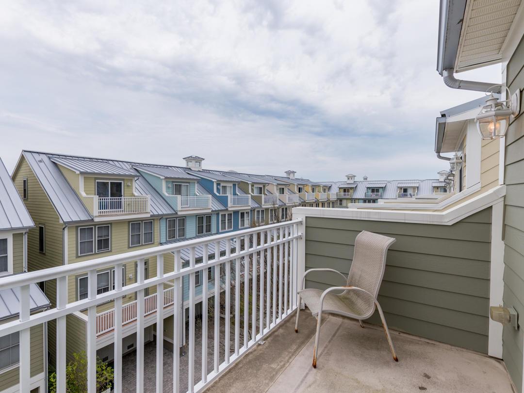 18 Beach Walk Lane - Balcony