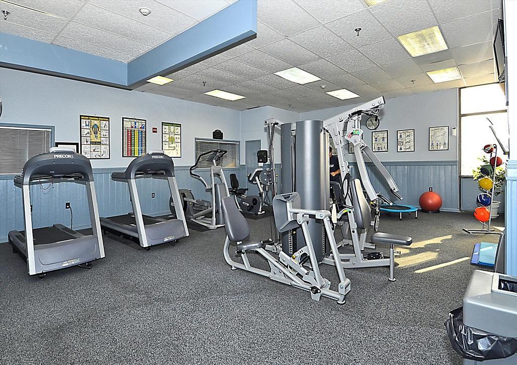 Capri 903 Fitness Room