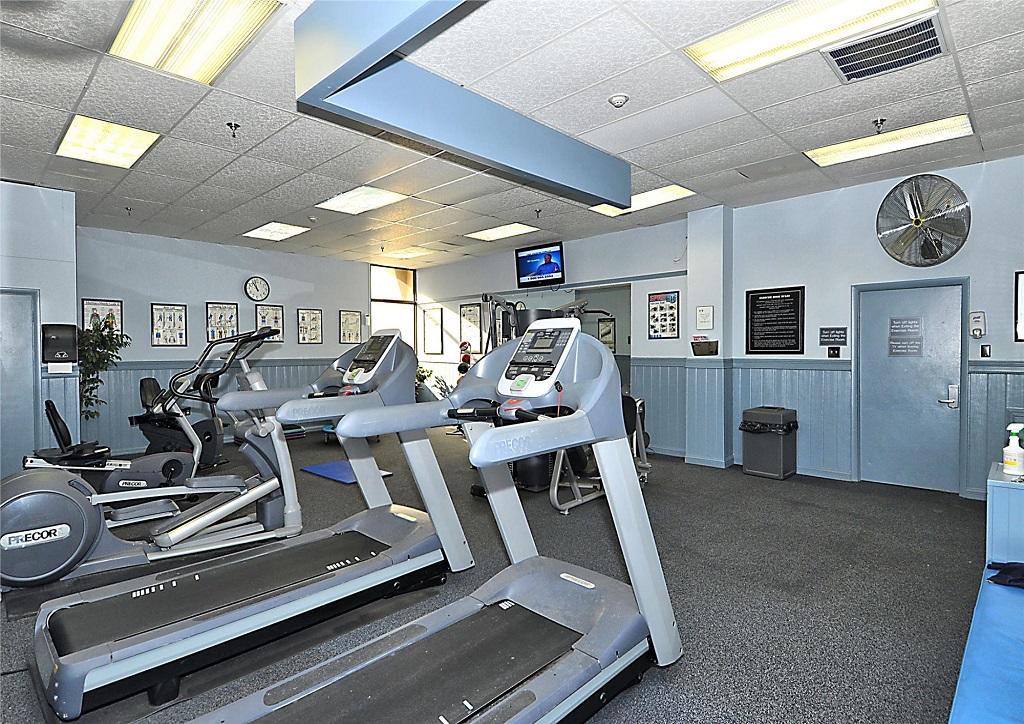 Capri 903 Fitness Room Photo 2