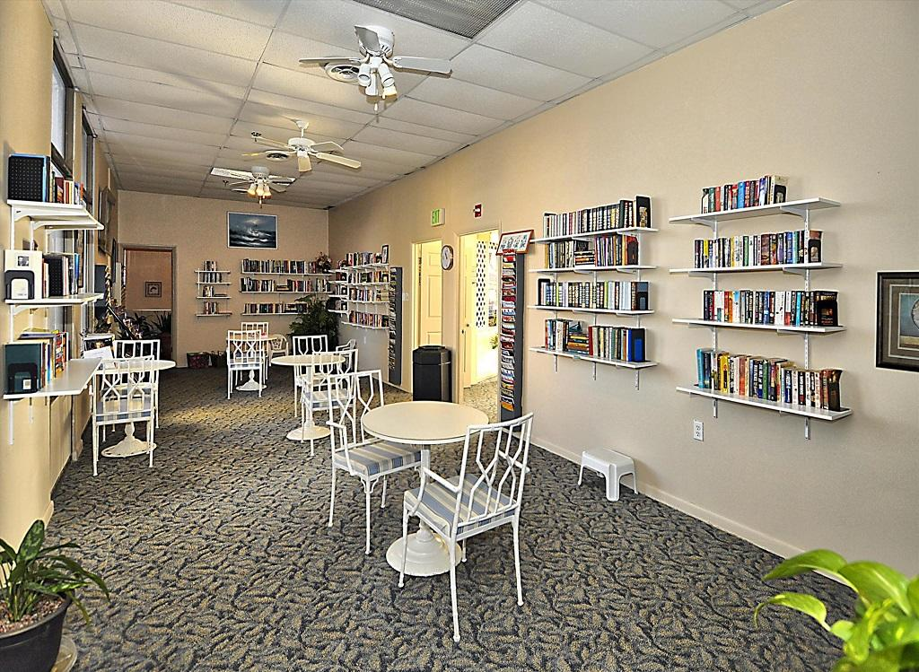 Capri 903 Library
