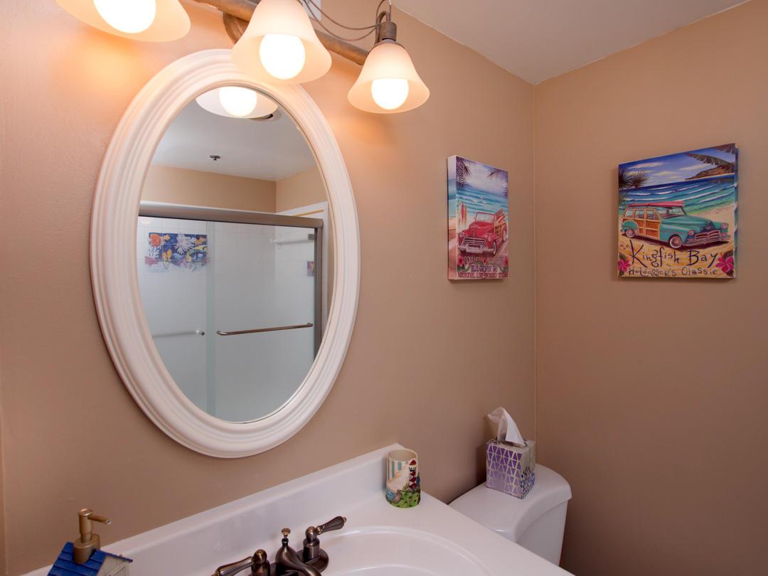 Capri 903 Bathroom 1