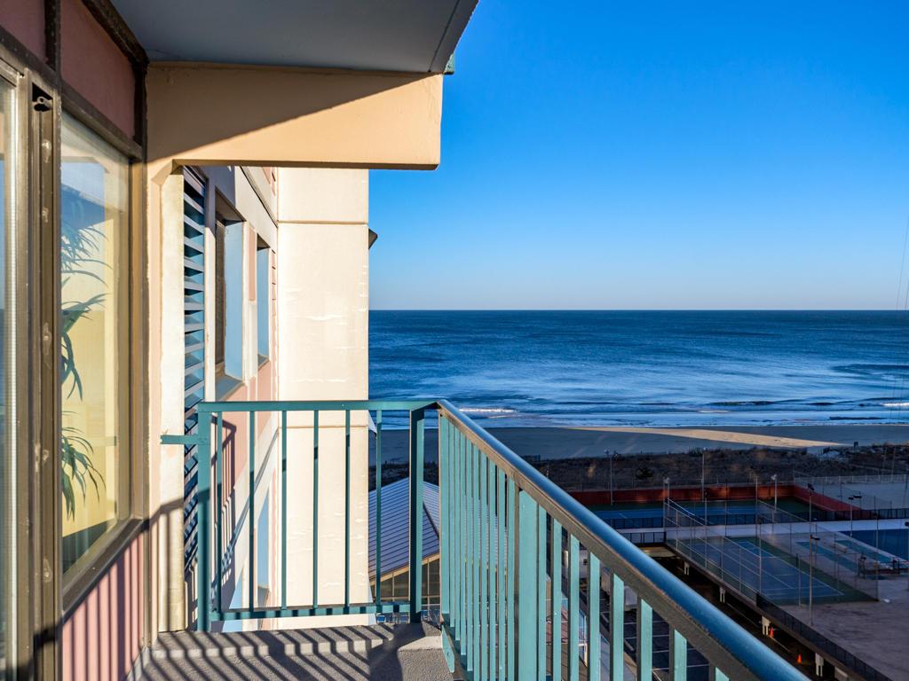 Capri 903 - Balcony with Ocean View