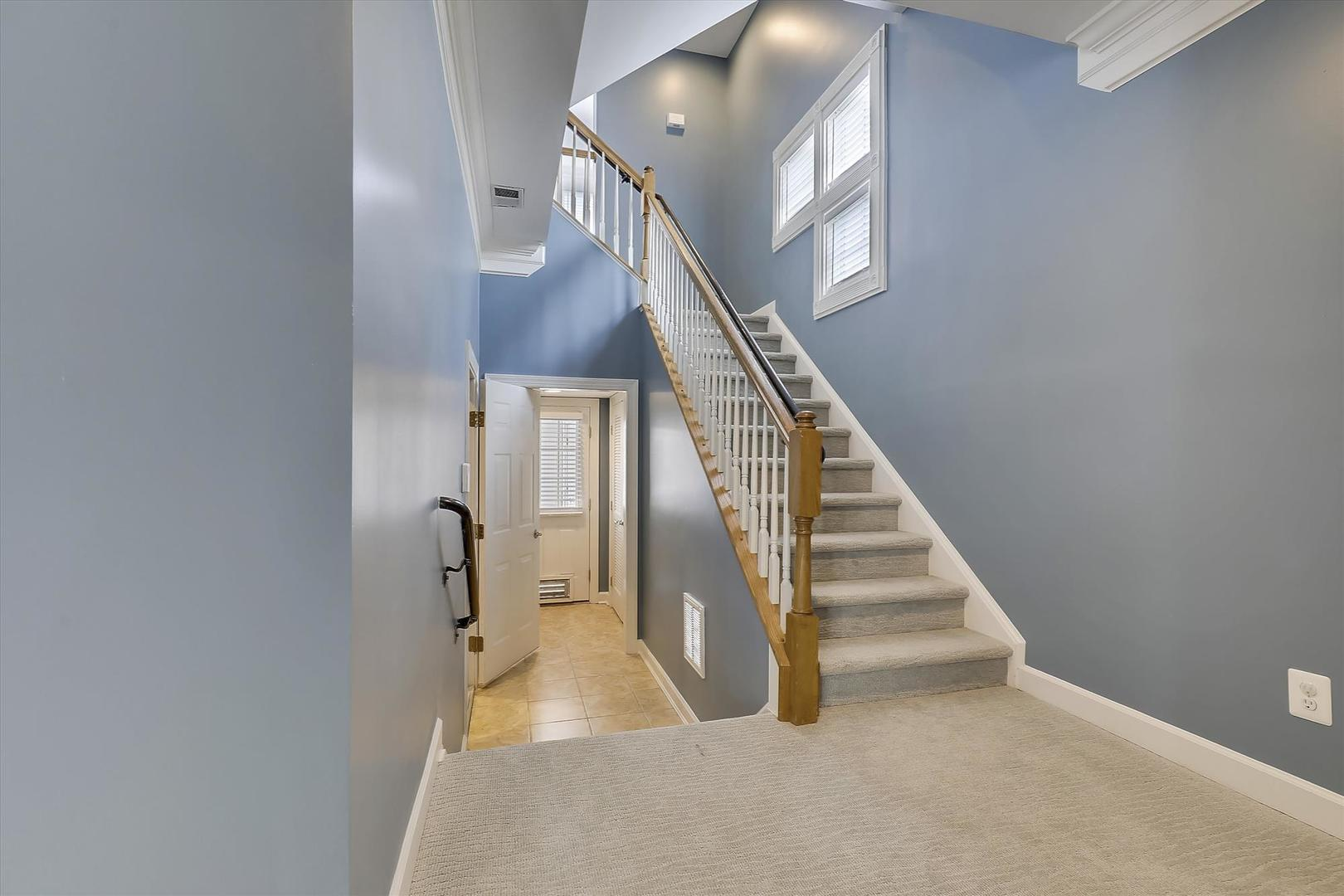 28 Seaside Dr. - Steps to Second Floor