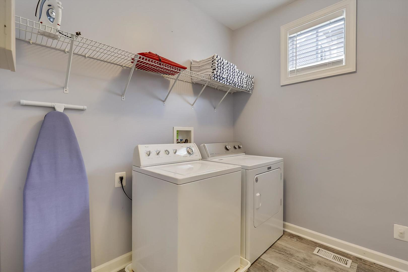 28 Seaside Dr. - Laundry Area