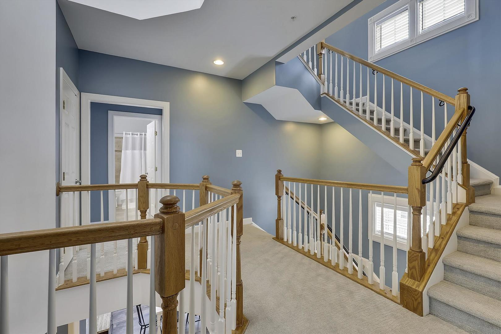 28 Seaside Dr. - Stairs to Fourth Floor