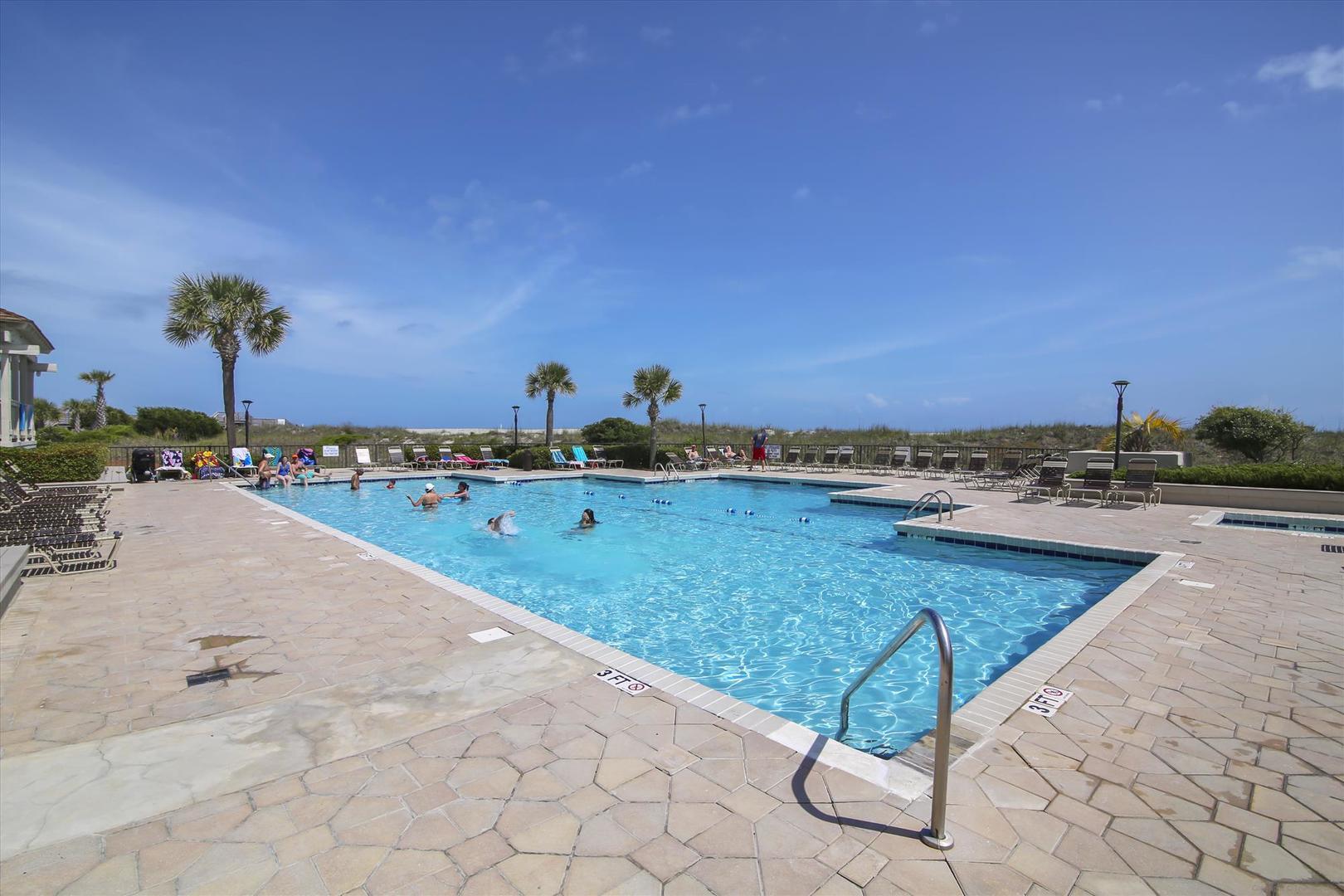 Ocean Creek Beach Club Pool