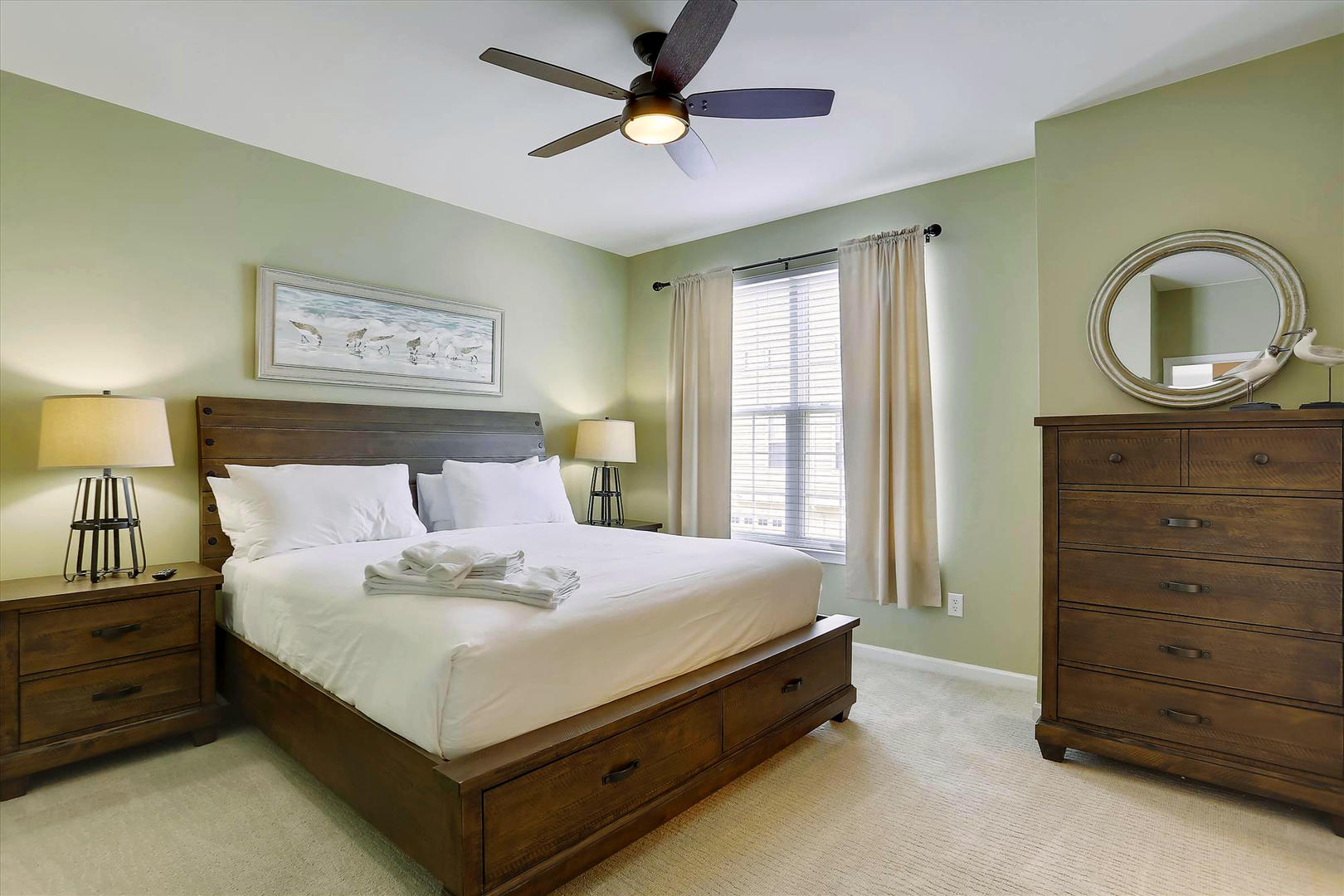 Bayside at Bethany Lakes - Master Bedroom