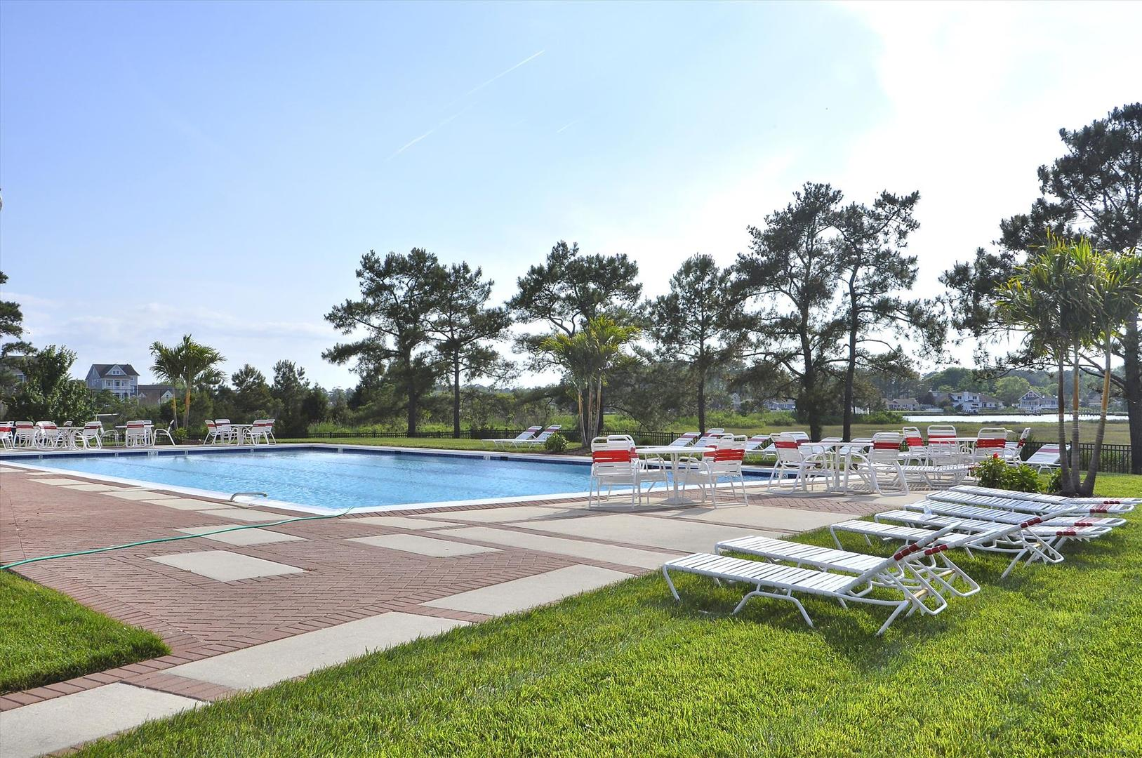 Bayside at Bethany Lakes - Outdoor Pool