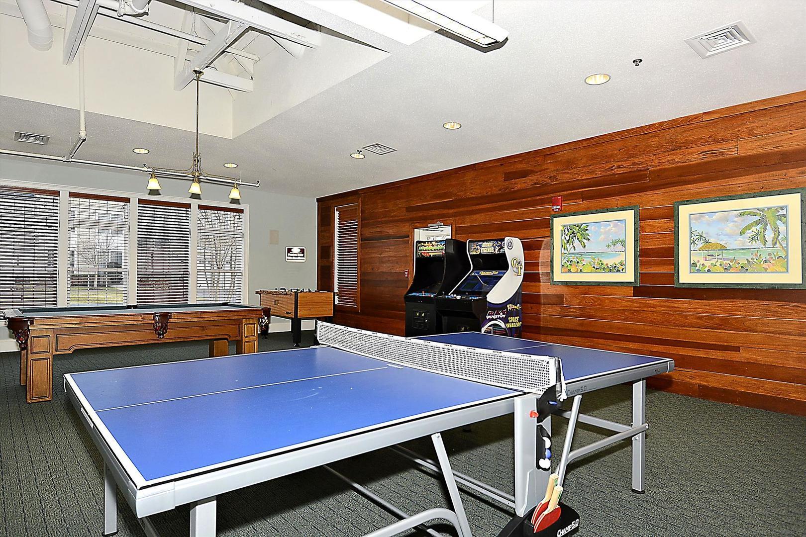Bayside at Bethany Lakes - Game Room