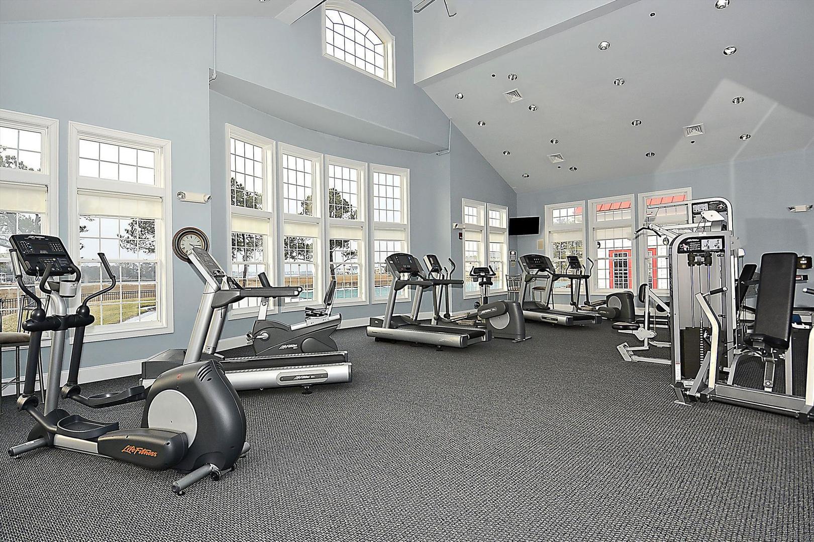 Bayside at Bethany Lakes - Fitness Center