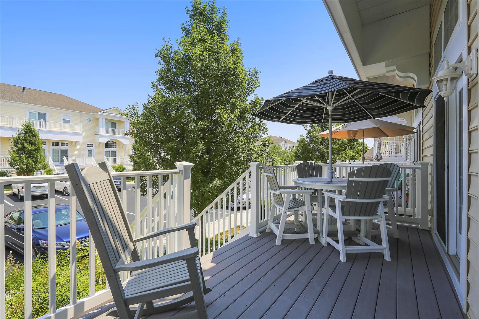 Bayside at Bethany Lakes - Front Porch