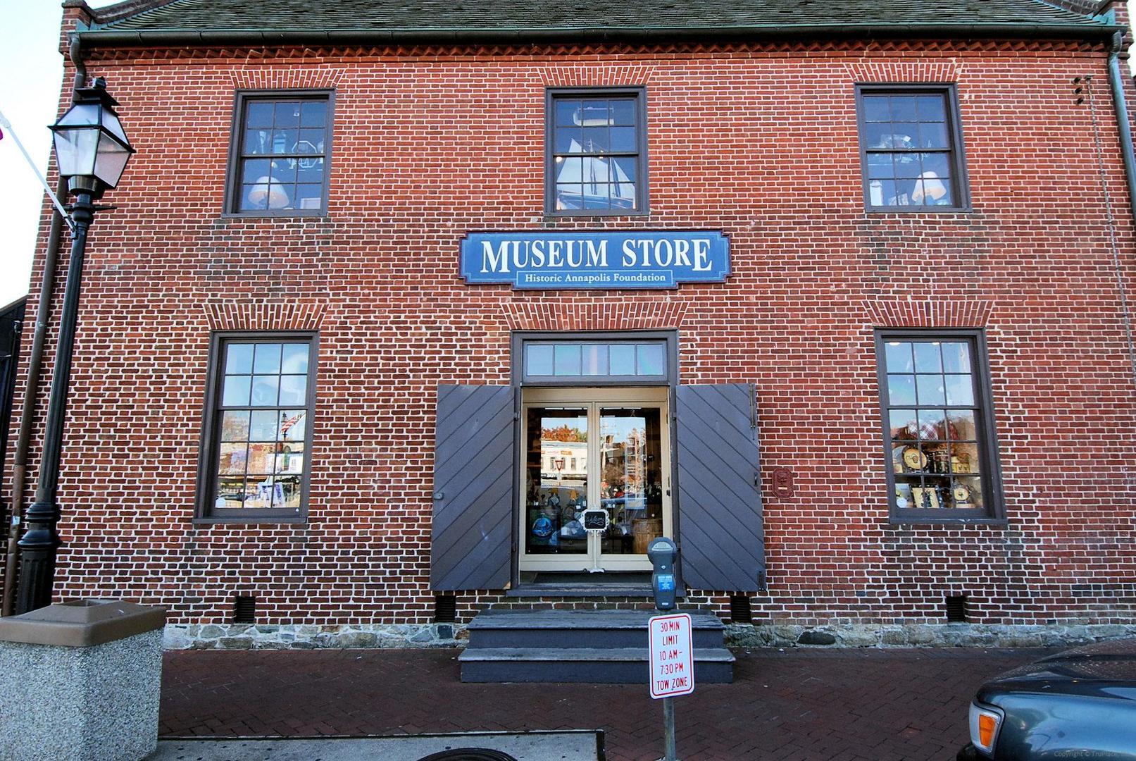 Historic Annapolis Museum Store